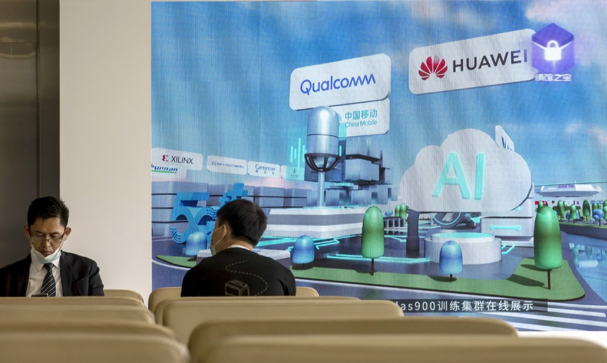 Huawei, Qualcomm see room for synergy