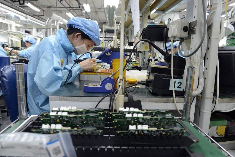 China's manufacturing PMI up to 51.1 in July