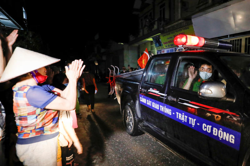 Vietnam reports first coronavirus death: state media