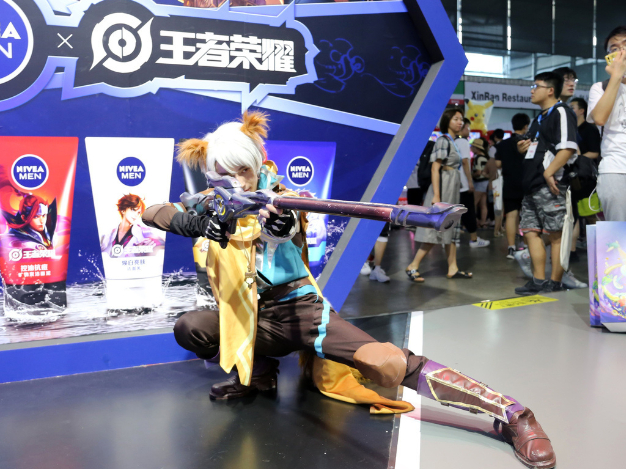 China's mobile gaming industry expands rapidly: report
