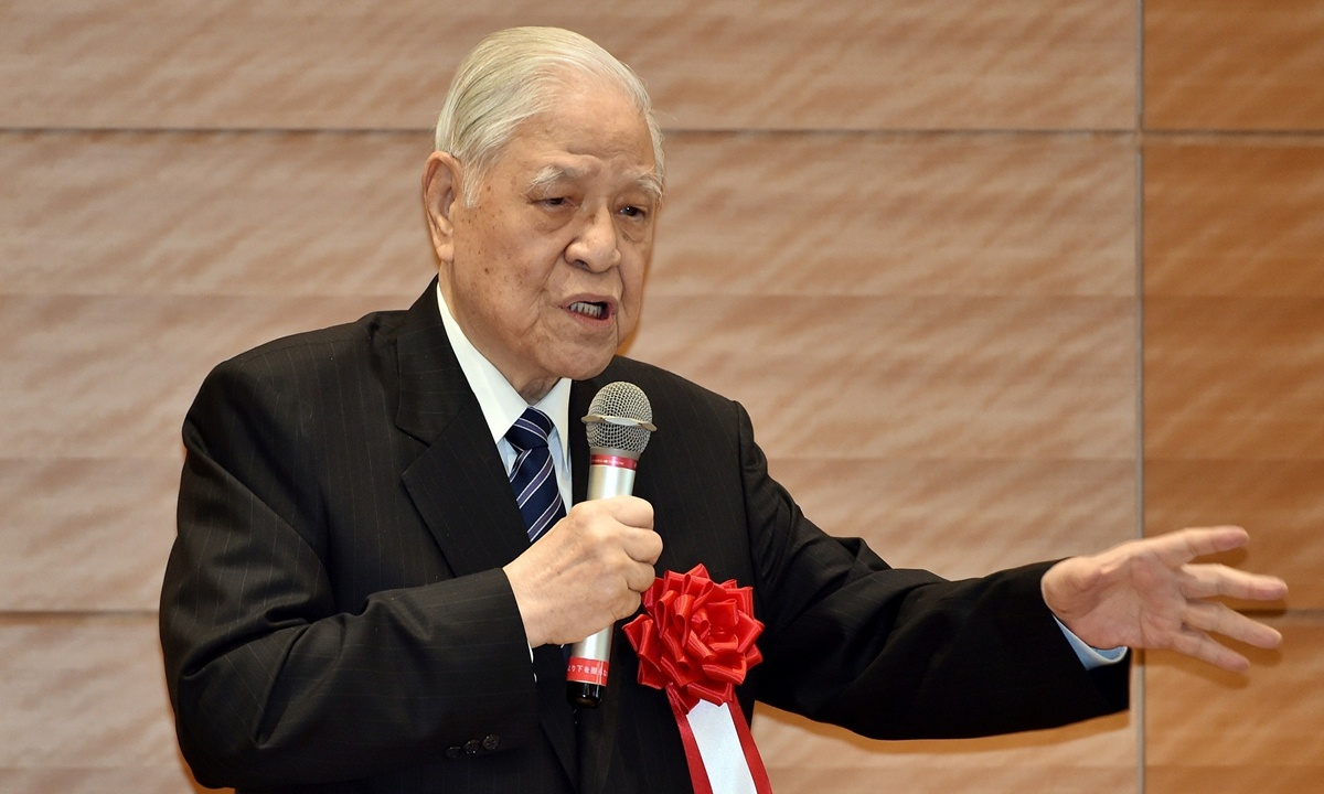 Lee Teng-hui will not be remembered fondly in Chinese history