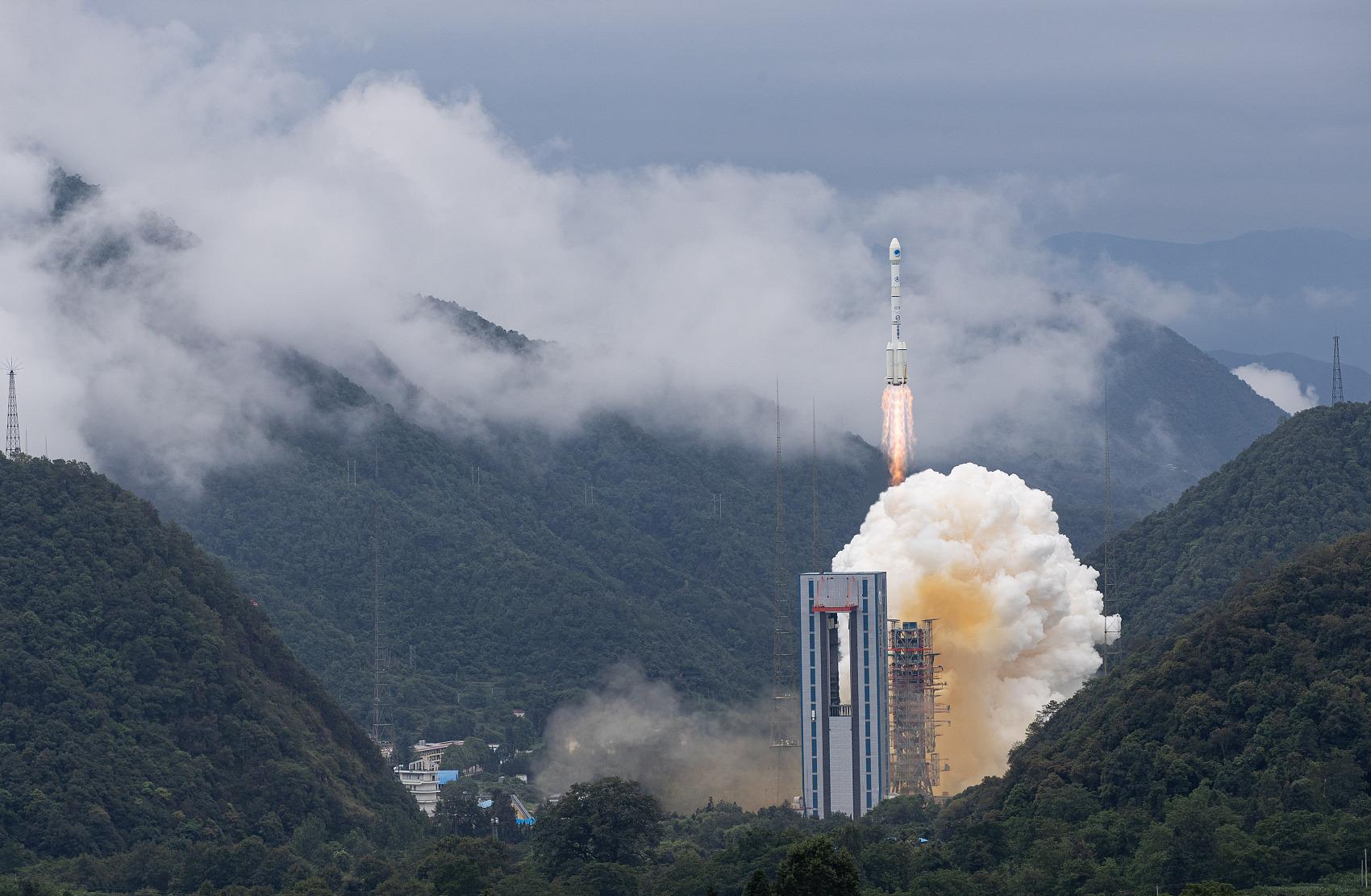 China calls for cooperation in aerospace development: spokesperson