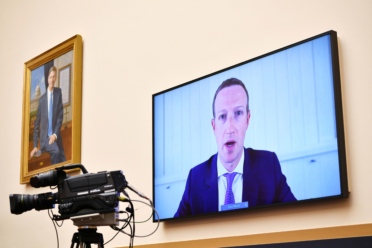Big Tech trio: No signs China stole technology