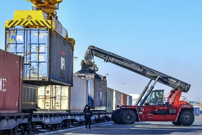 NE China's Jilin Province sees surging foreign trade with Japan in H1