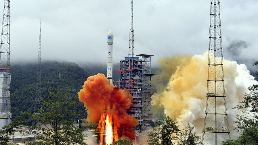 Chinese President Xi Jinping attends ceremony marking completion of BeiDou-3 system