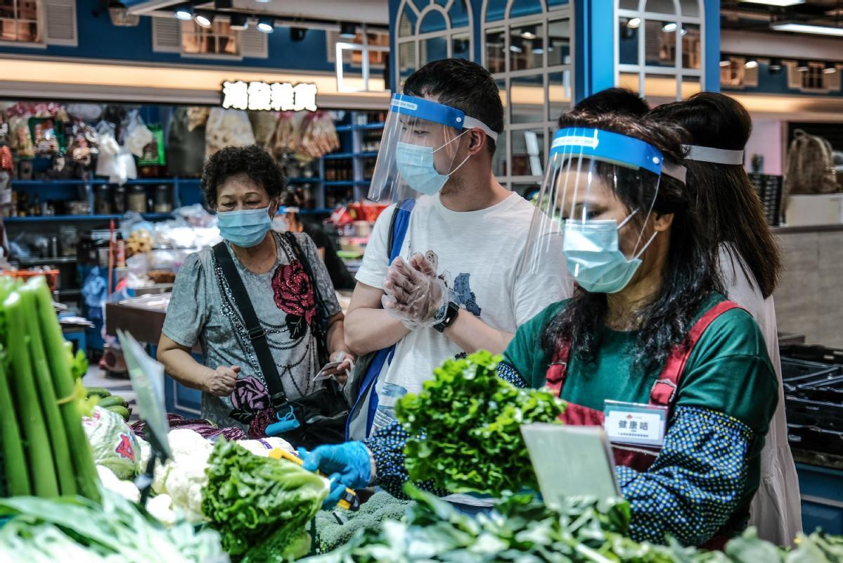HK registers record daily COVID-19 surge