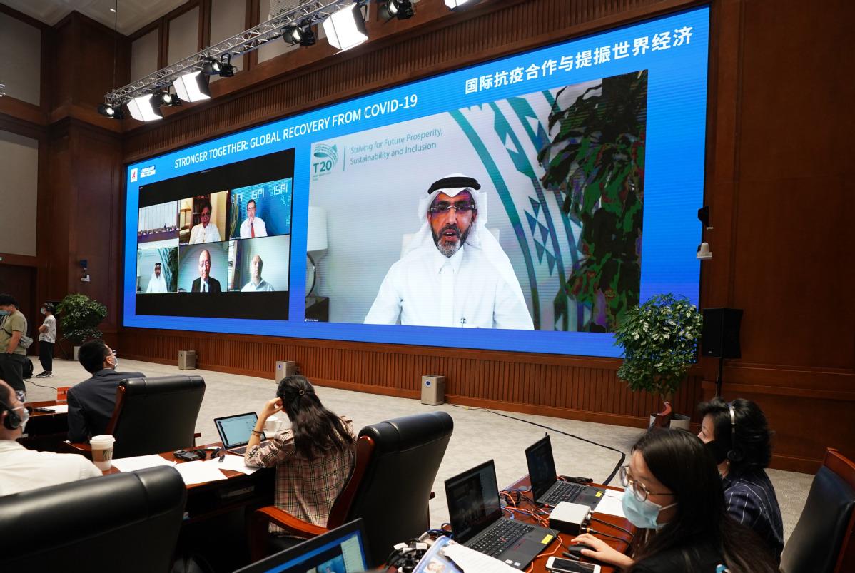 Webinar participants call for enhanced cooperation