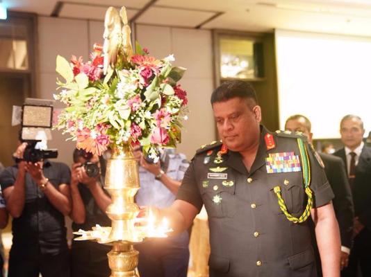 Sri Lanka-China bonds enhanced by military university alumni association