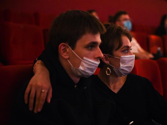 Cinemas reopen to visitors in Moscow