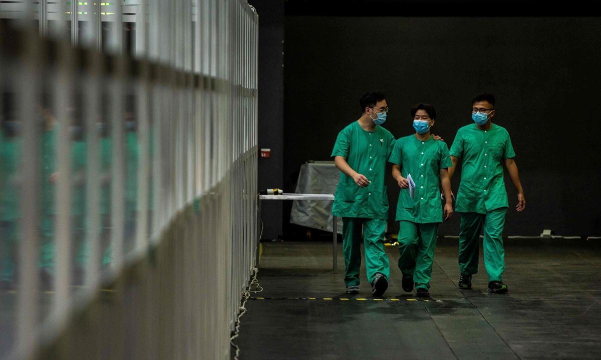 HK's coronavirus fight to get mainland medical help