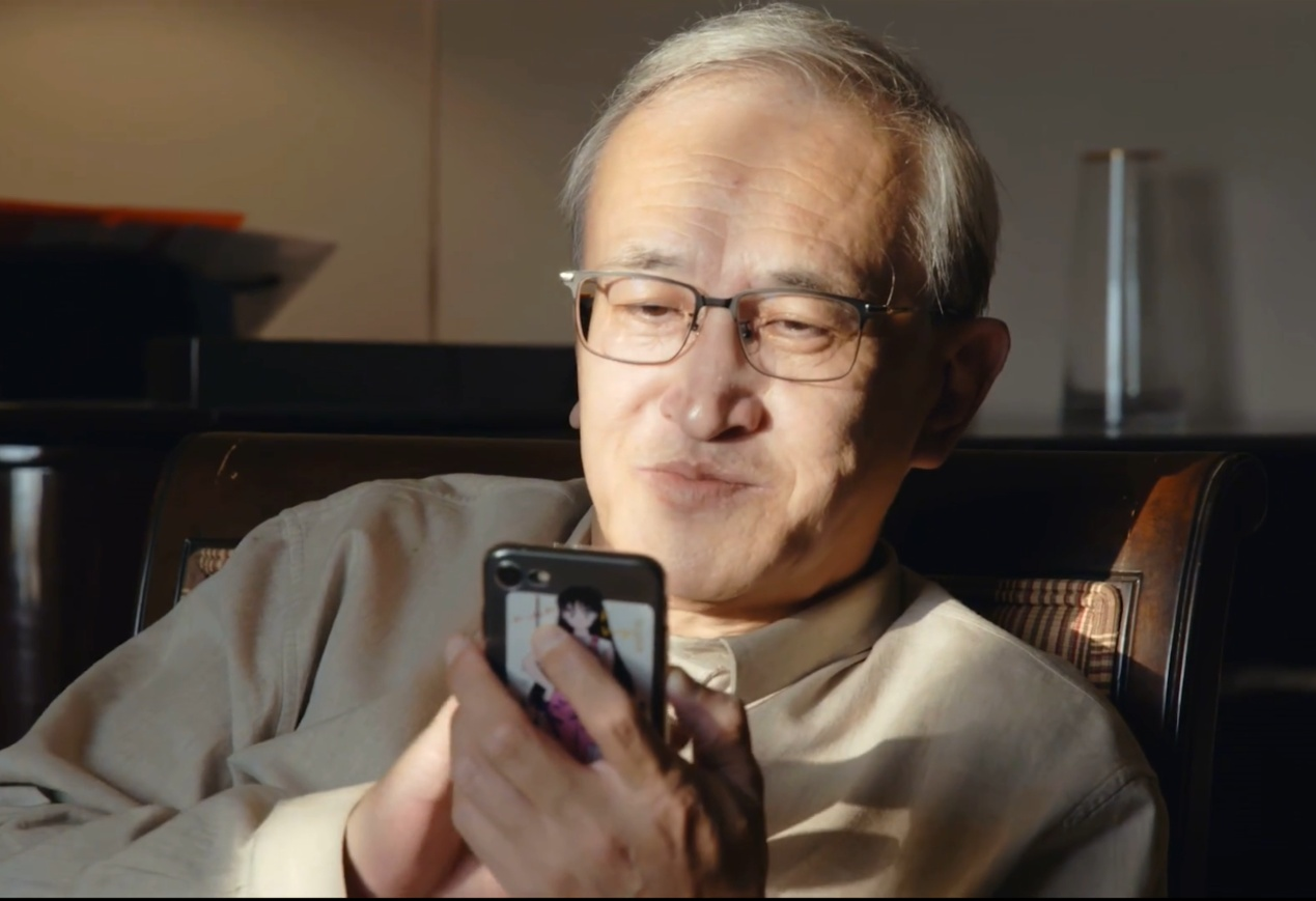 Chinese senior rocks short-video platform, explores more in internet world