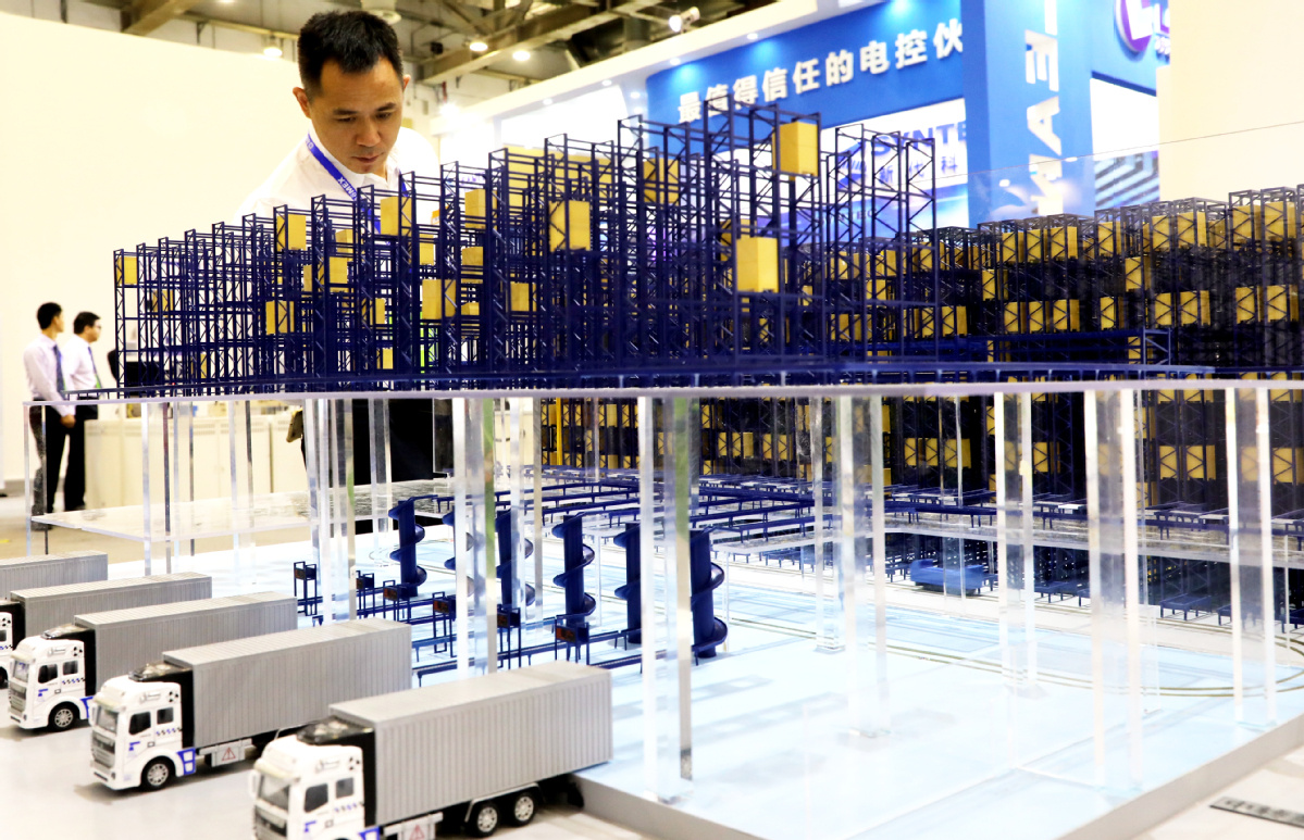 China's electronic information manufacturing registers revenue, profit growth in H1