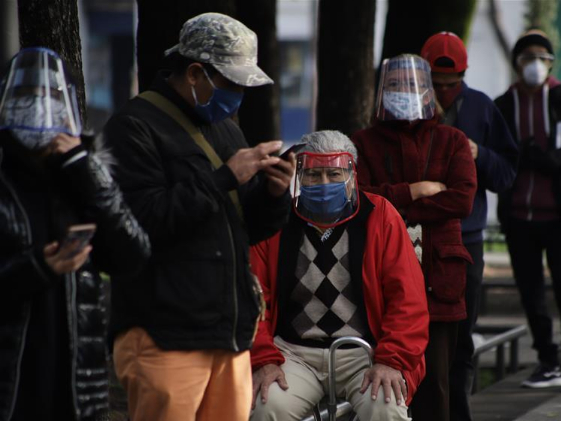 Daily life in Mexico City amid COVID-19 pandemic