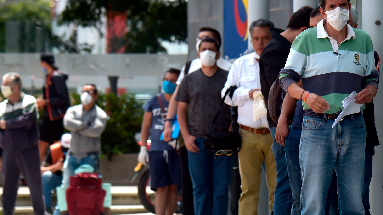 Colombia reports 10,673 new COVID-19 cases, total reaches 306,181