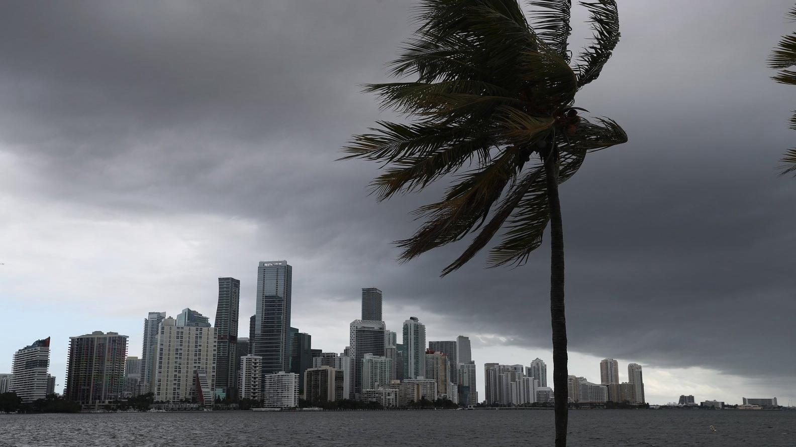 Hurricane Isaias hits Bahamas, heads to Florida