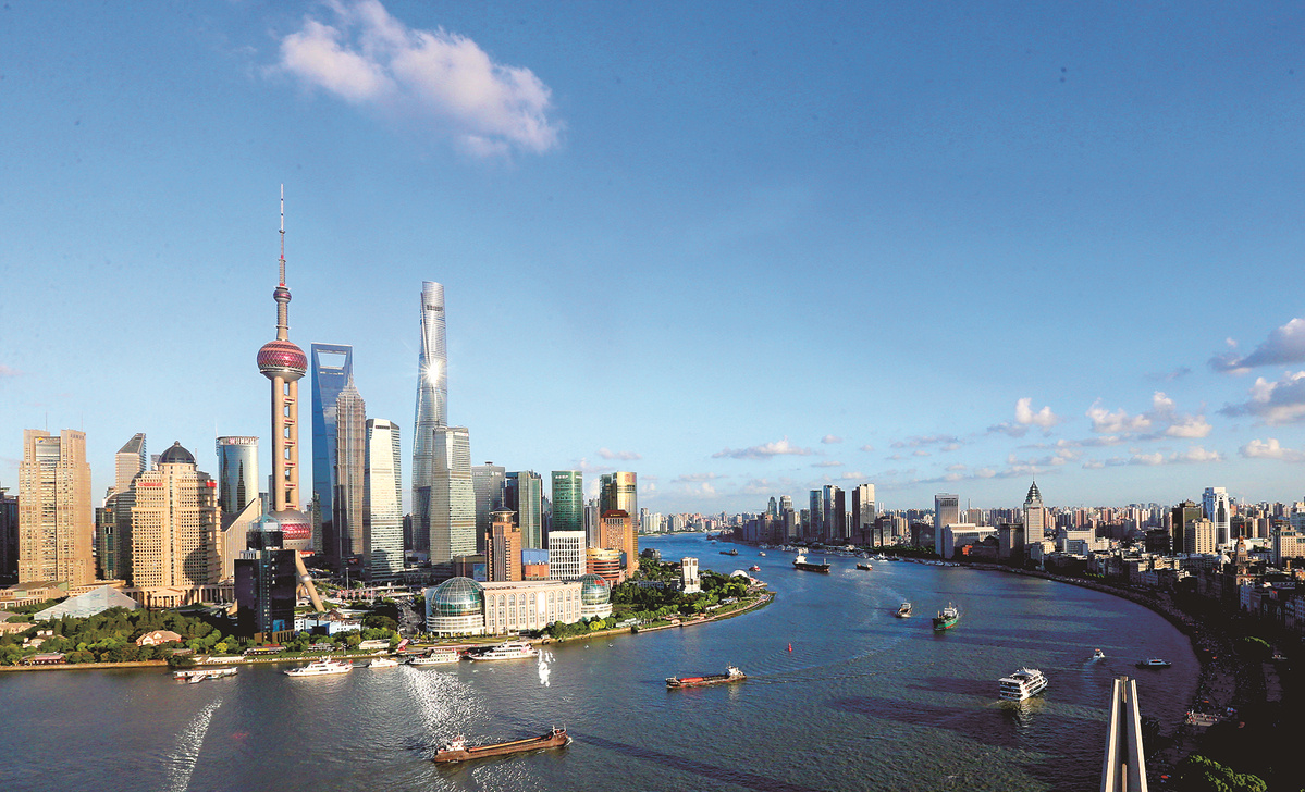 Shanghai posts strongest GDP in H1