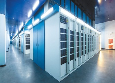 China speeds up construction of data centers