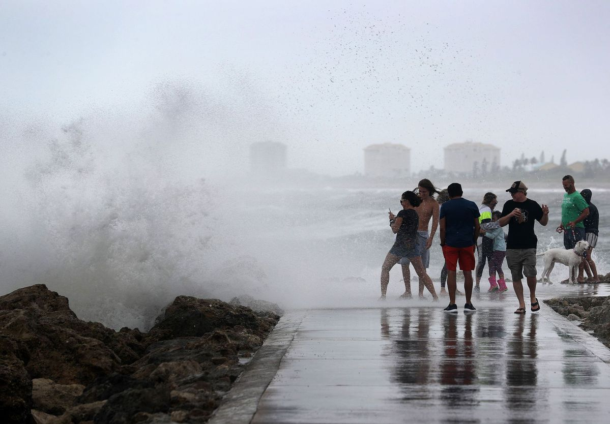 New York governor calls on local govts to be prepared for Tropical Storm Isaias