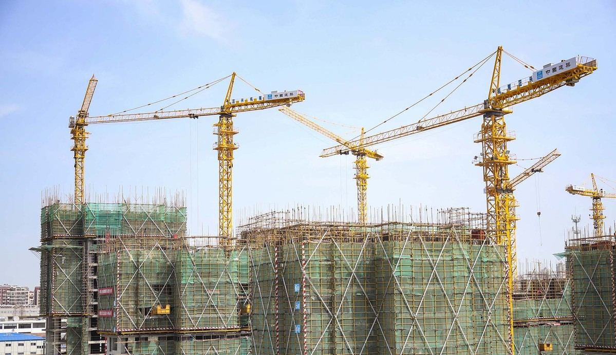 China's building materials sector reports output growth in June