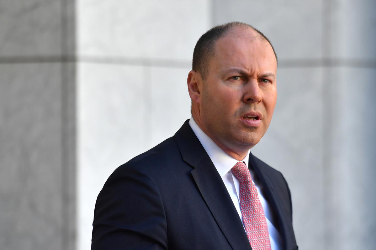 Australian coronavirus response a 'war-like situation': Treasurer