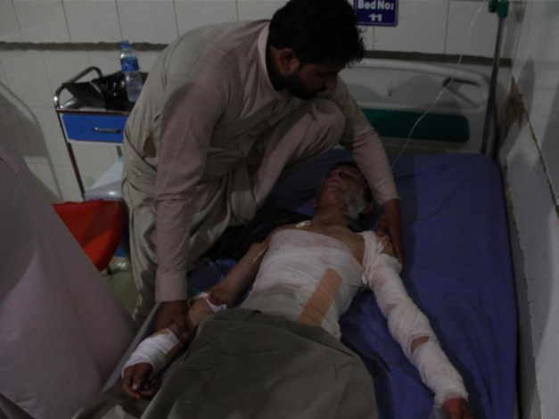 2 civilians killed, 24 wounded in attack during Eid ceasefire in E. Afghanistan