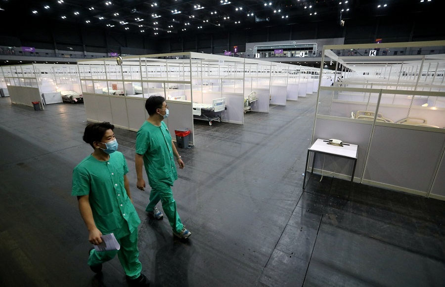 Mainland help, election delay offer hope to HK