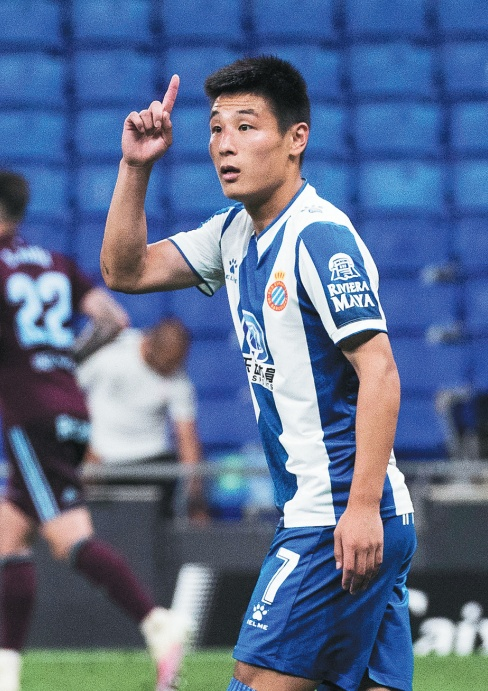 Wu Lei wary of taking easy option