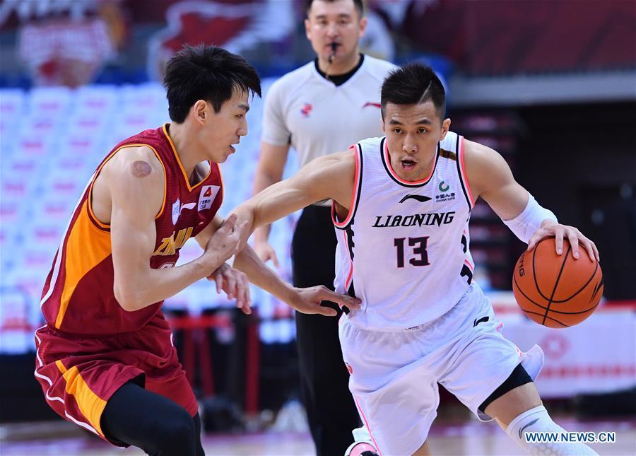 Xinjiang, Liaoning advance into CBA semifinals