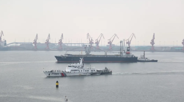 China busts criminal network smuggling goods worth 1.76 bln USD
