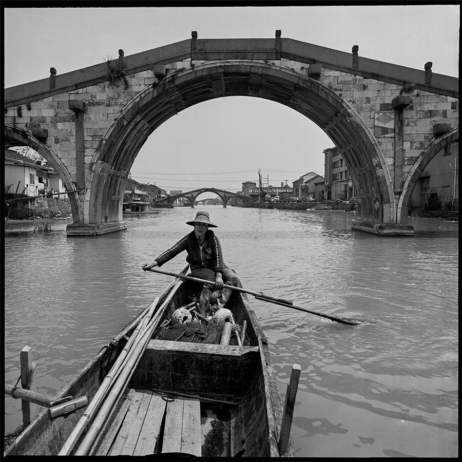 Photos chart the journey of Grand Canal