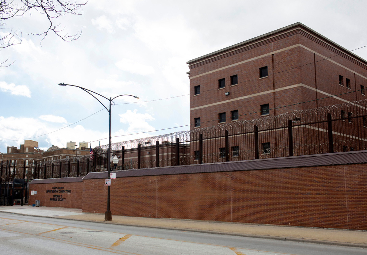 Prisons infected by COVID-19 threaten nearby communities: researchers say
