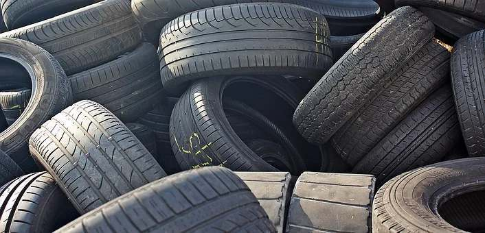 China turns waste tires from 'black pollution' to 'black gold'