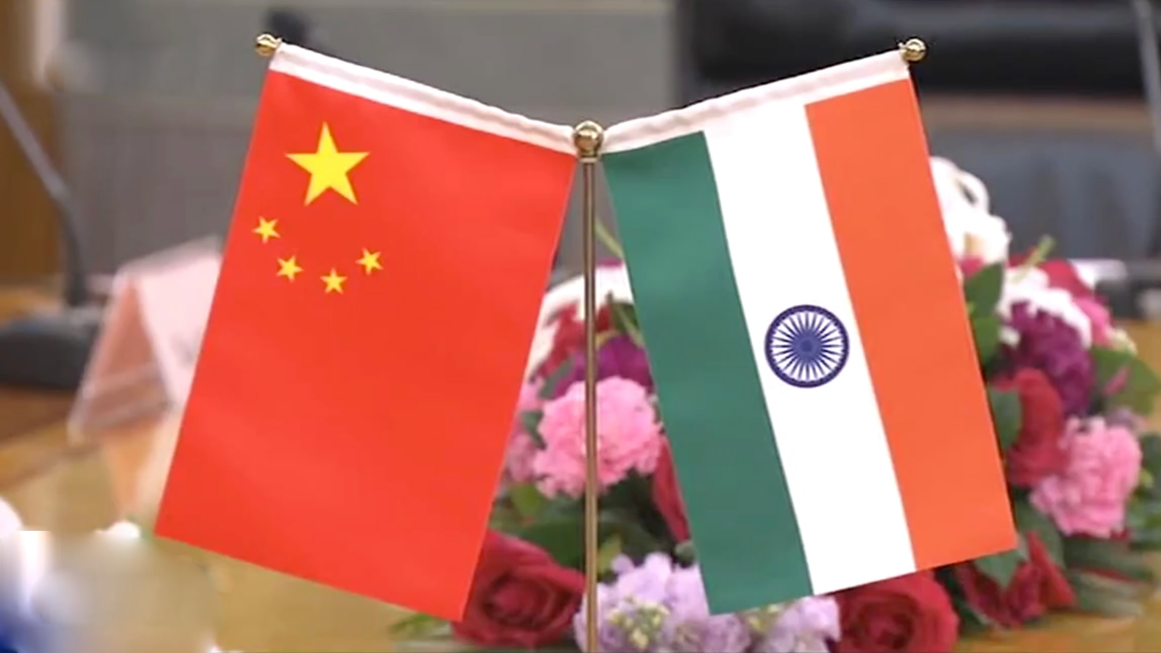 Cooperation between China, India aids world peace, prosperity: FM