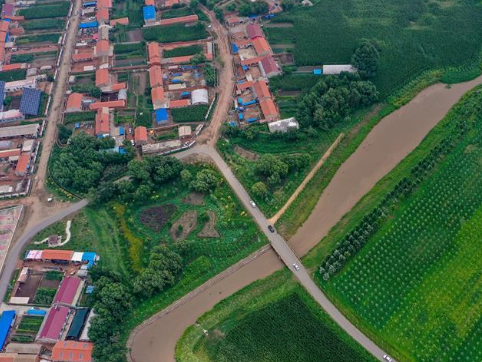 Ecological environment, water quality improved in Siping City, Jilin