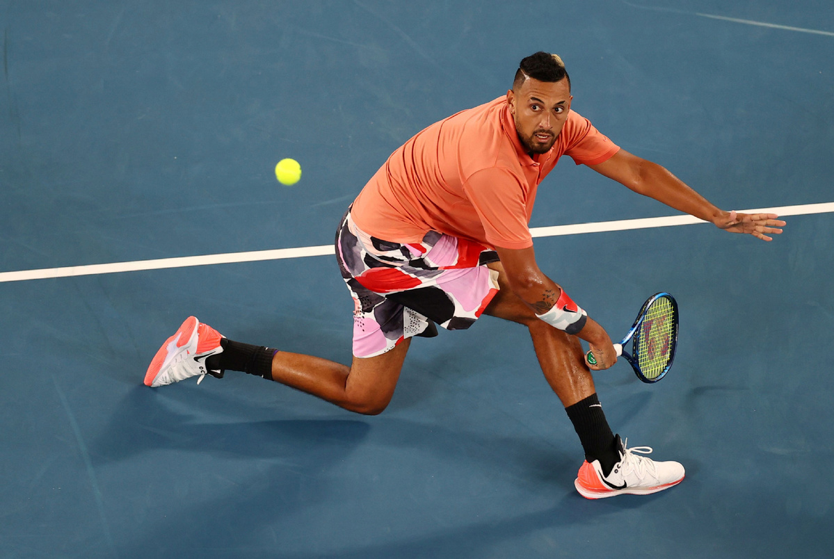 Kyrgios snubs US Open over virus concerns