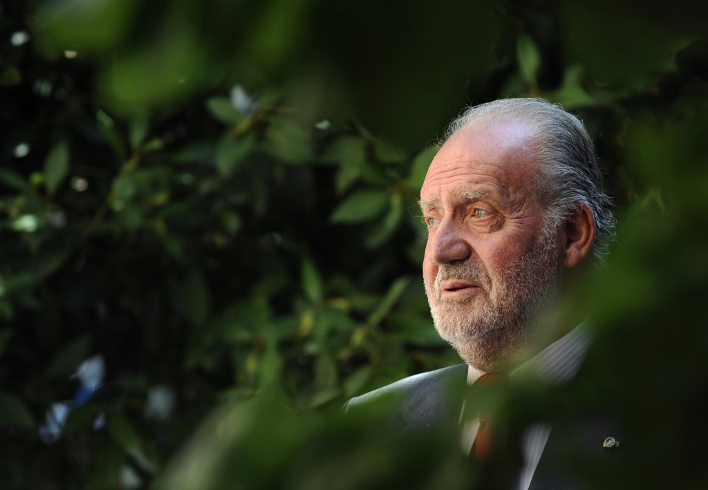 Spain's former king Juan Carlos goes into exile under corruption shadow