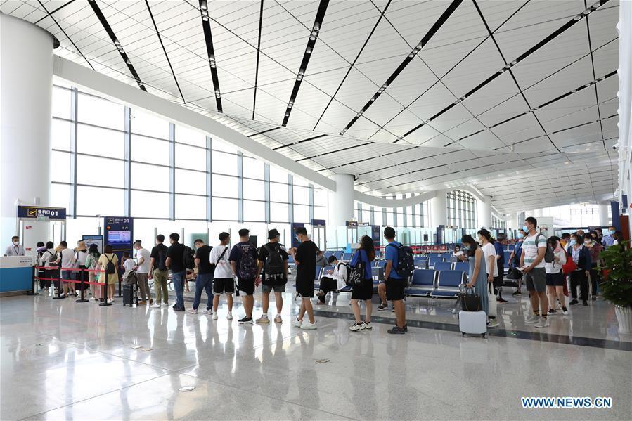 Extended Zhangjiakou Ningyuan Airport put into service