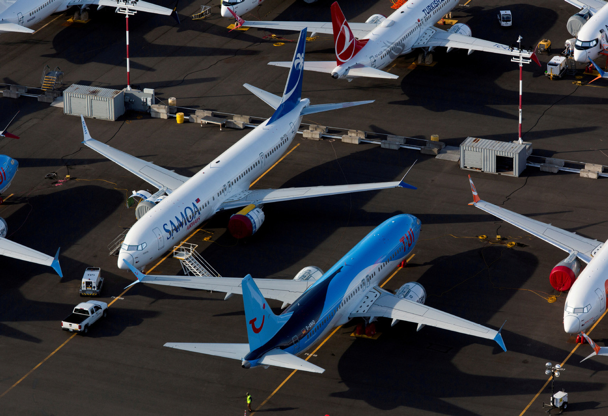 MAX 737 jet could fly again by end of year