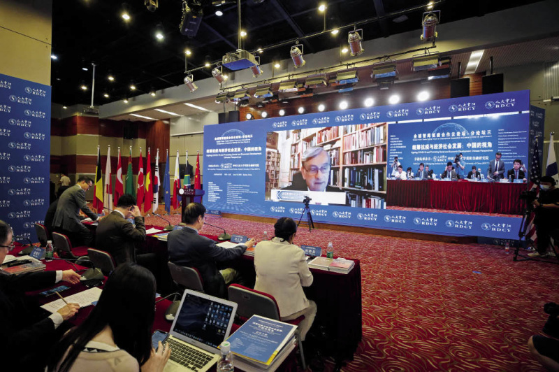 Post-COVID-19 global economy calls for responsibility