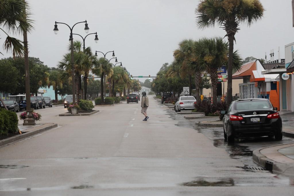 Isaias makes landfall in North Carolina as Category 1 hurricane