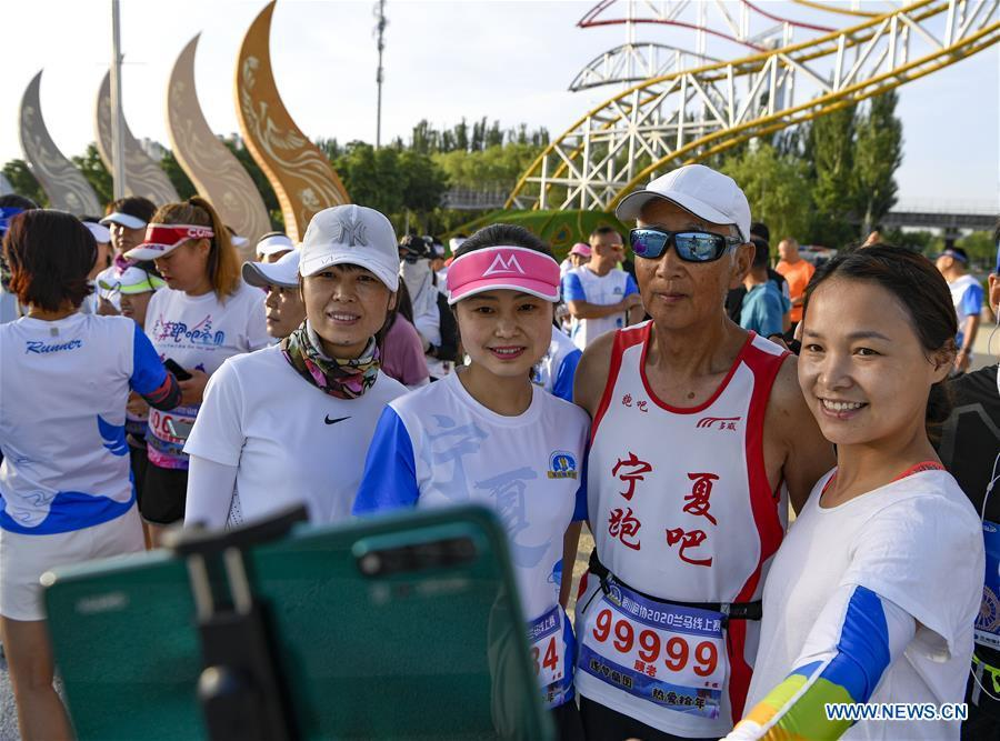 75-year-old Chinese grandpa and his love for endurance sports