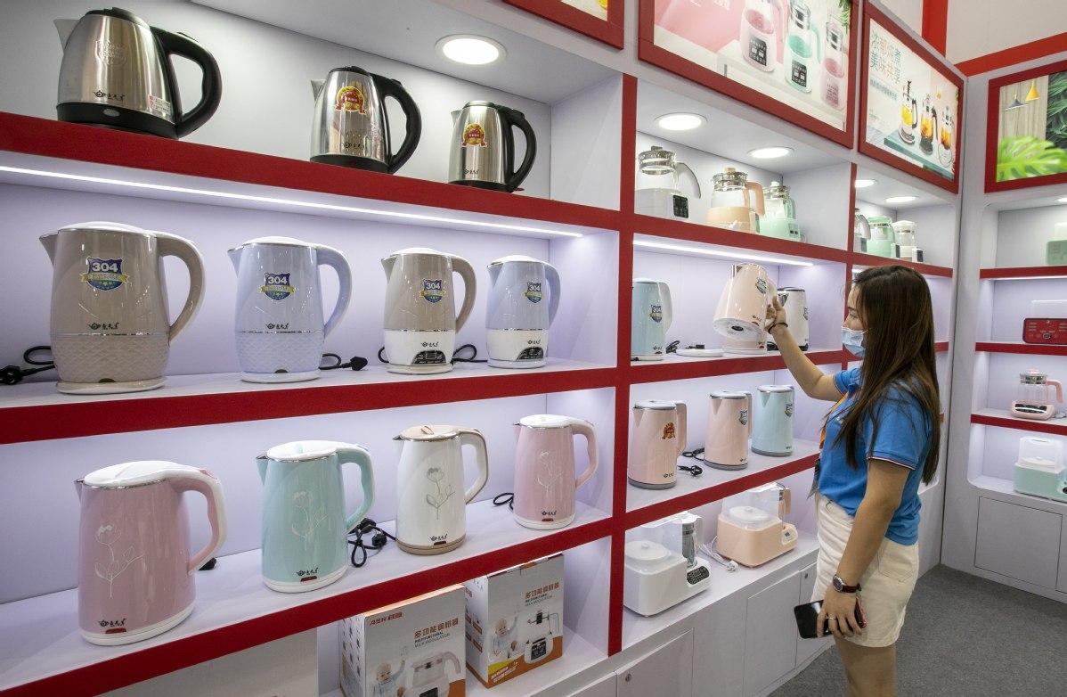 Home appliance sales rebound in second quarter