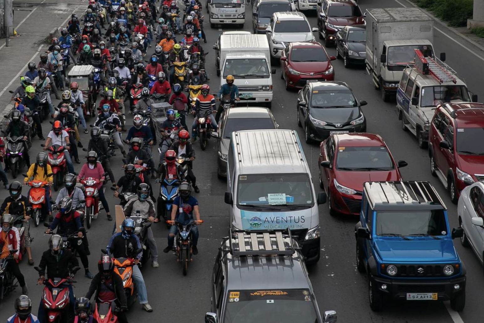 Philippines back under lockdown amid coronavirus cases surge