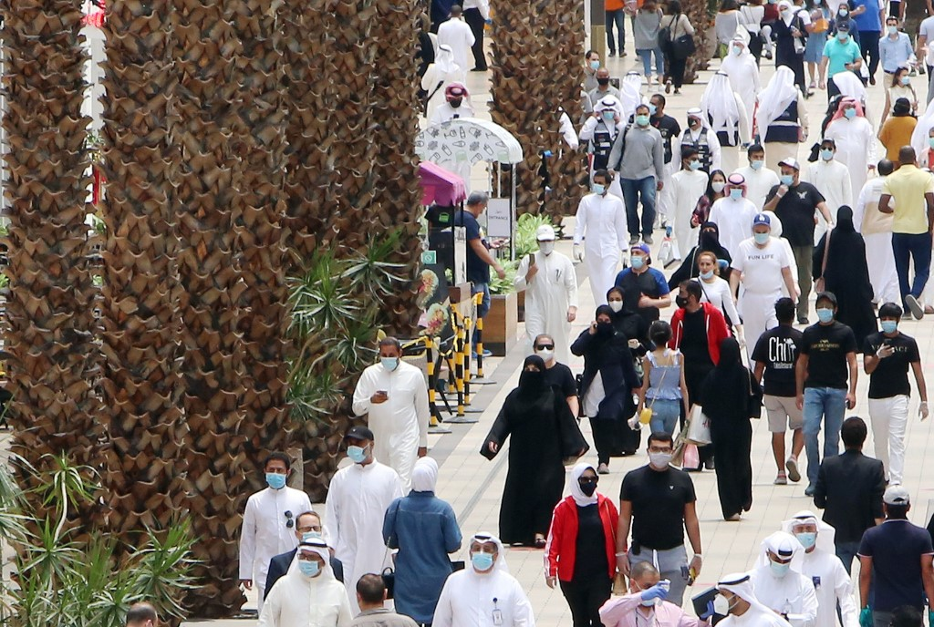 Kuwait reports 651 new COVID-19 cases, 69,425 in total