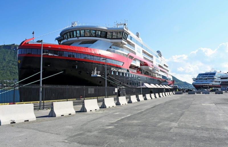 44 test positive on Norwegian cruise ship