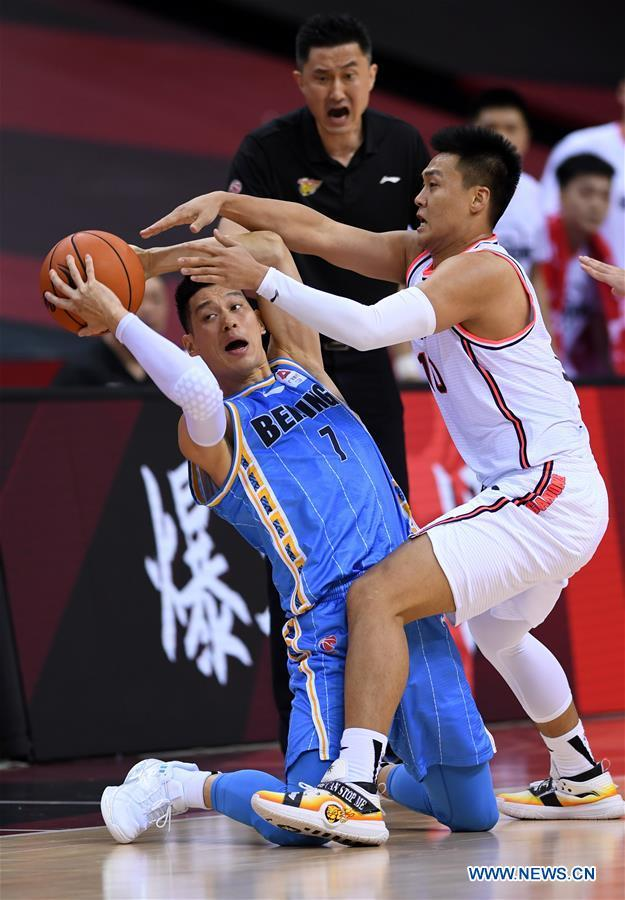 Guangdong edges Beijing in overtime for 1-0 in CBA semifinals (updated)