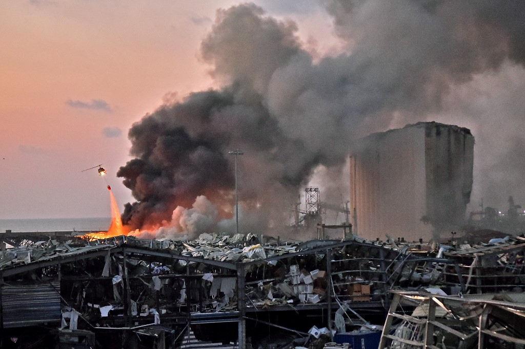 Beirut blast: At least 78 killed, nearly 4,000 injured