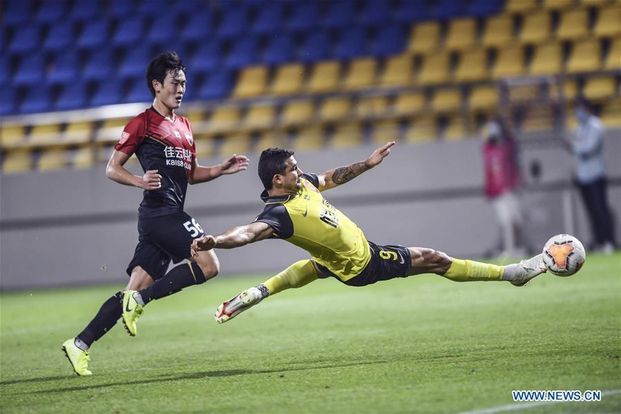 Chinese Super League Roundup: Guangzhou Evergrande registers third straight win