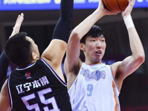 CBA: Liaoning Flying Leopards vs. Xinjiang Flying Tigers