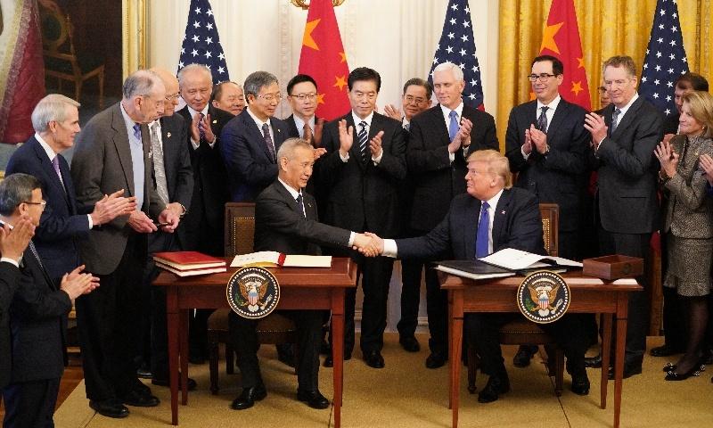 China, US to hold rare trade talks